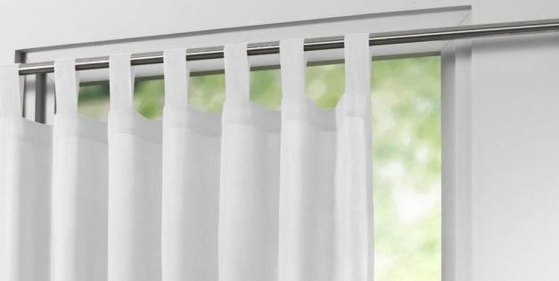 Петли на шторах. Прекрасный вариант для стилизации вашего окна