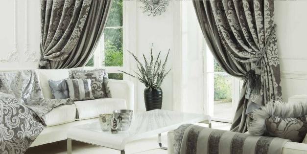 Что нужно знать при выборе ткани для штор