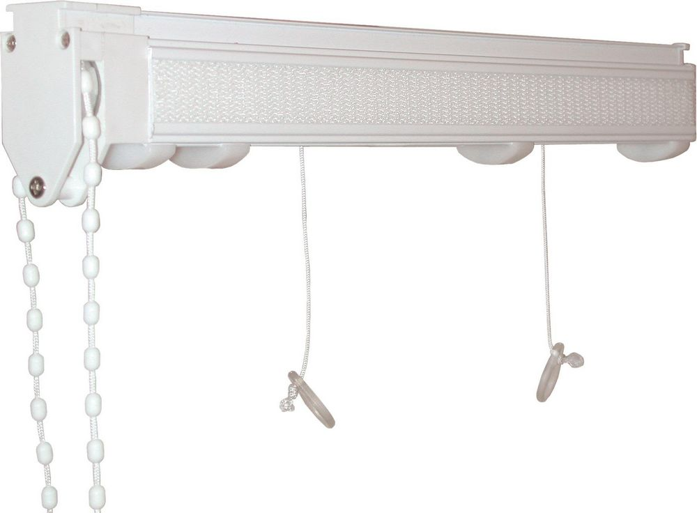 Фото карниза для римских штор