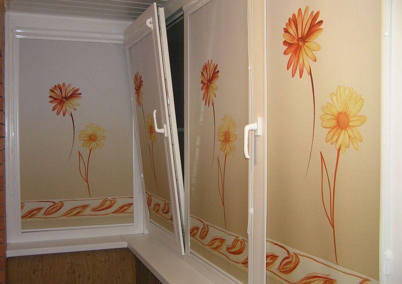 Если хотите надежно закрепить рулонные шторы, то без сверления не обойтись